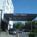 Chopin Hotel Cracow Foto