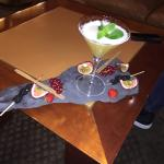 Nice drinks and excelent service