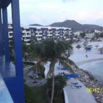 View of resort from room 8402