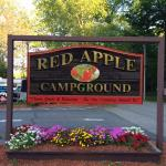 Red Apple entrance
