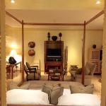 Saxon Hotel, Villas and Spa resmi