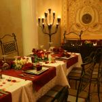Ashanti dining room