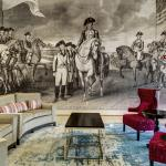 Embassy Suites Williamsburg was  renovated with new art and décor that historic Williamsburg.
