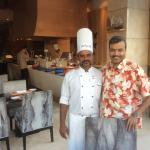 With South Indian Chef Murugesh