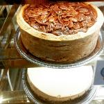 Chocolate pecan pie ,black forest cake  this is chocolate utopia!