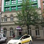 Photo de Mercure Hotel & Residenz Berlin Checkpoint Charlie
