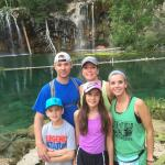 Hanging Lake Trail Foto