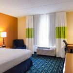 Foto van Fairfield Inn Evansville East