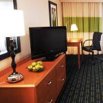 Fairfield Inn Rochester East Foto