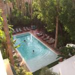 Excellent riad, a real gem, great location and the staff and service is second to none