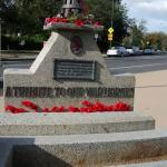 Memorial to our horses who went over to WW1