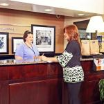 Hampton Inn Gaffney Foto