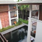 View of pool - Deluxe room #305