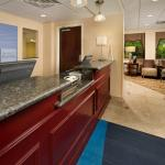 Foto de Holiday Inn Express Fairfax-Arlington Boulevard
