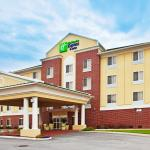 صورة فوتوغرافية لـ ‪Holiday Inn Express Hotel & Suites Chicago South Lansing‬