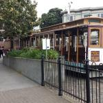 Famous trams of San Francisco