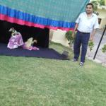 The Puppet Show at Hotel