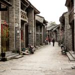 Foto de Xingping This Old Place Int'l Youth Hostel