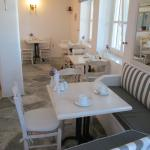 Cafe Room in Adonis for Breakfast