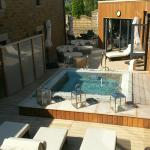 Foto van Three Horseshoes Country Inn & Spa