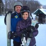 Caberfae a great place to spend time with family and friends. Great place for the skies and the