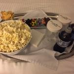 Movie night snacks!