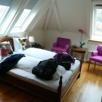 Nice, bright room on top level (Hotel Park Bergen)