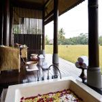 Photo de The Chedi Club Tanah Gajah, Ubud, Bali – a GHM hotel