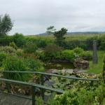 Beautiful gardens at Estuary Cottage