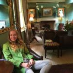 We loved the Rookery living area where we met for breakfast and drinks every morning and evening