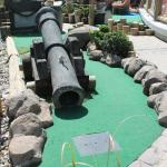 Shipwreck Cove Mini Golf