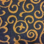 Mickey carpet in our room
