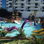 Photo de Hotel Los Patos Park