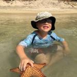 Jack with a Starfish