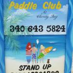 Paddle Board and Kayak Rentals on Site
