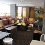 Hotels 17th Floor Business Lounge was great (22/June/15).