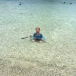 Jack loves the water at Hotel on the Cay!!!