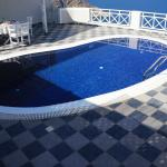 The tiled pool