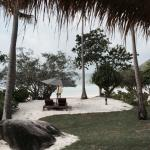 Foto de The Haad Tien Beach Resort
