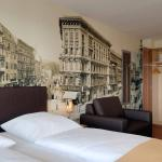 Photo de Mercure Hotel Berlin am Alexanderplatz