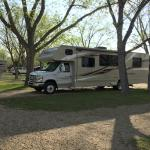 Foto van Badlands/ White River KOA