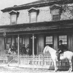 1880 Newbury House at Historic Rugby
