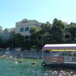 Harrah's Laughlin beach