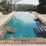 Infinity Pool with a view to die for!