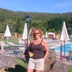 Photo de Hotel Casolare le Terre Rosse