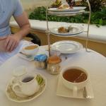 Afternoon tea 4:30 - 7:30 is a must!