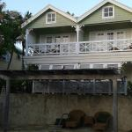 1 bedroom cottage, spacious and comfortable, great balcony with a fab views of the ocean!