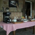 Foto di Cross Butts Hotel and Stable Restaurant