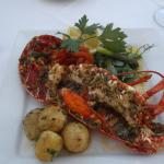 Main Course - Lobster To Live For!