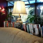 Book collection for relaxing